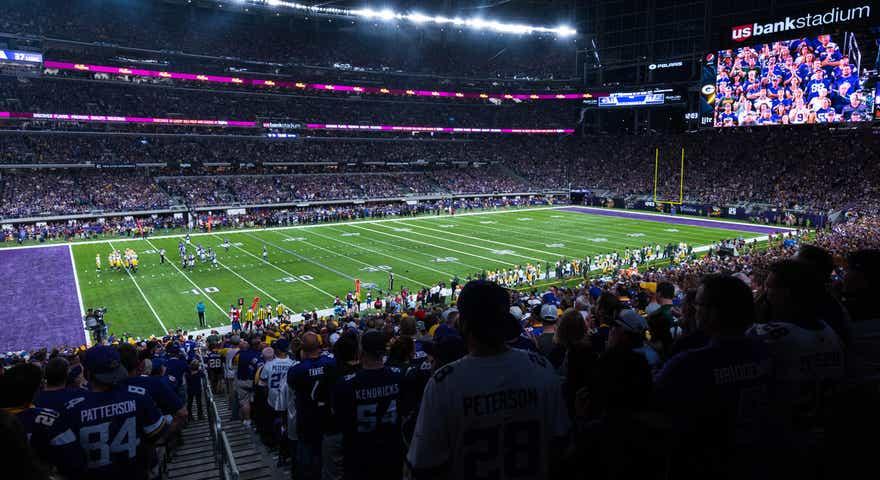 Minnesota Vikings Vs Seattle Seahawks Tickets Gametime