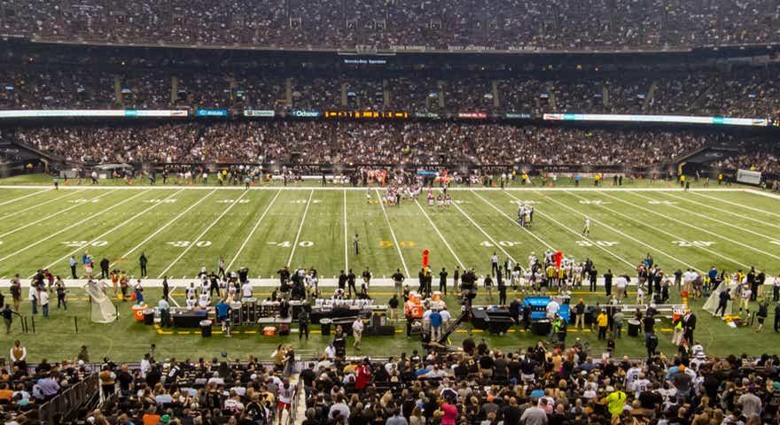New Orleans Saints Tickets Gametime