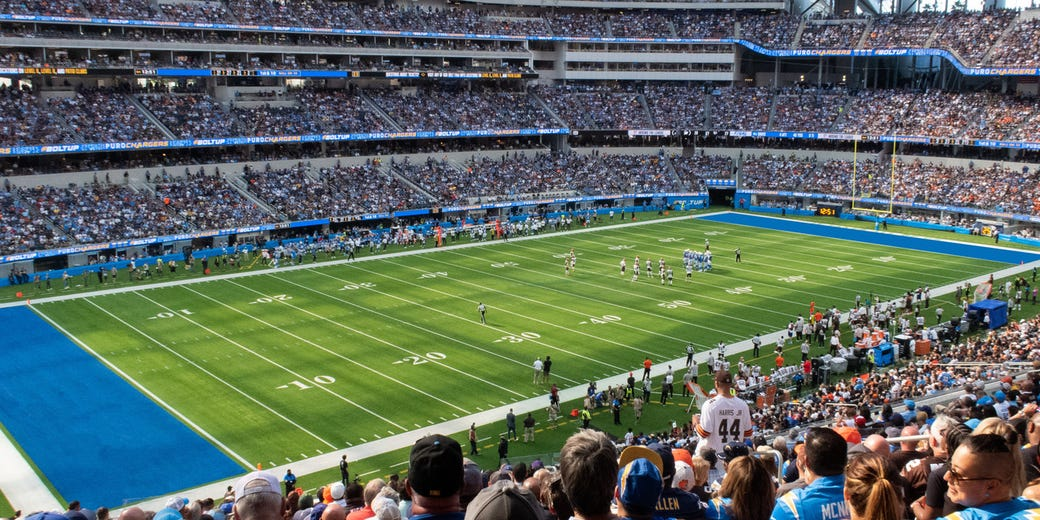 2467bb3d Los Angeles Chargers Tickets | Gametime