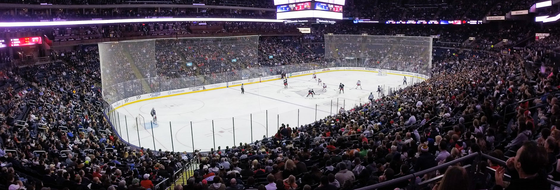 Columbus Blue Jackets Tickets | Gametime