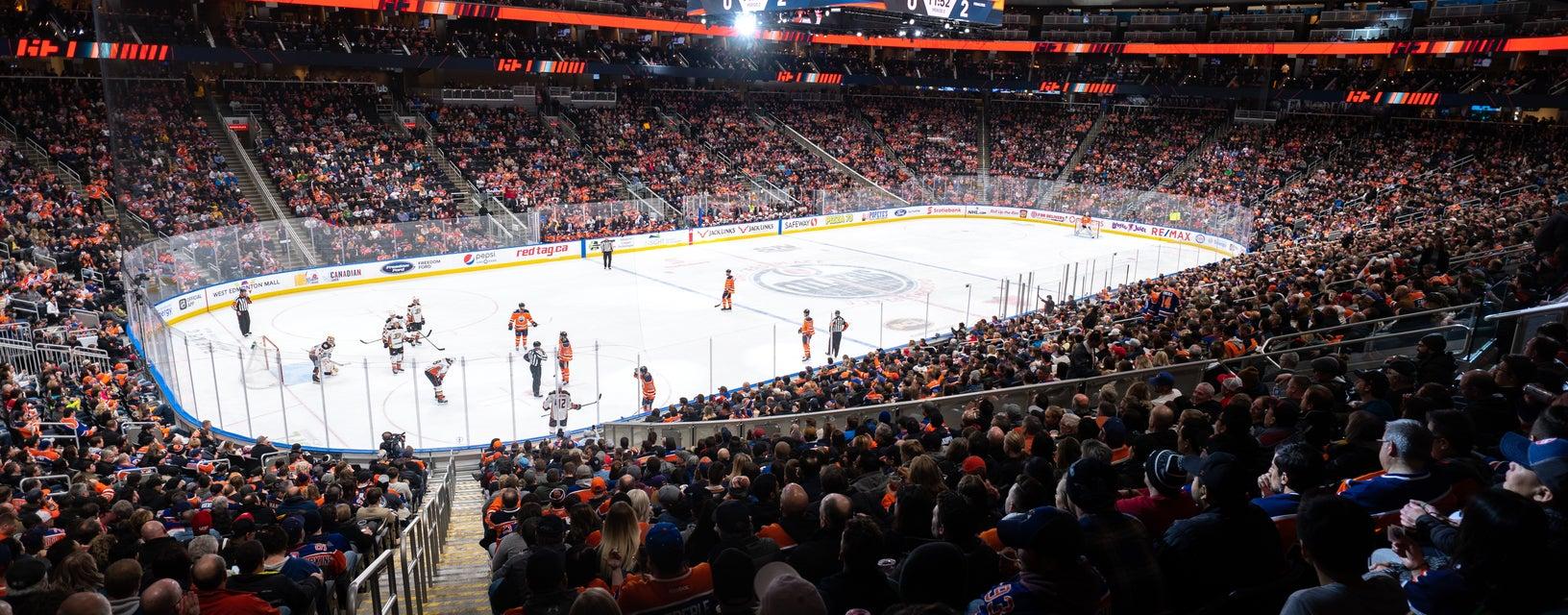 Edmonton Oilers Tickets