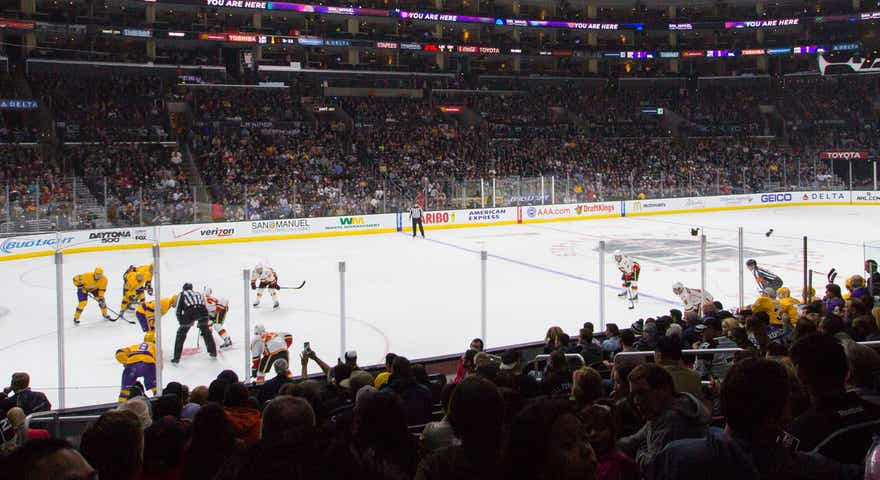 Los Angeles Kings Tickets Gametime