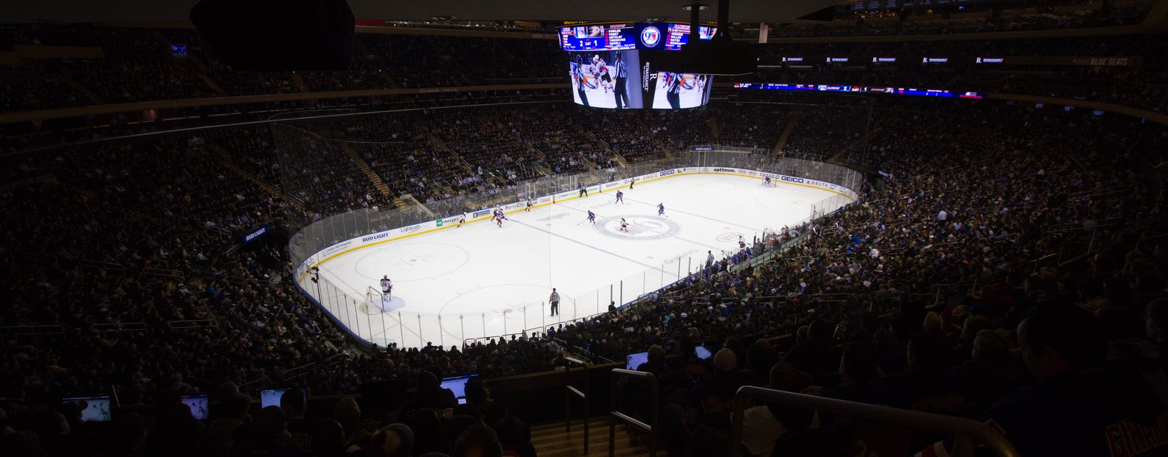 New York Rangers Tickets