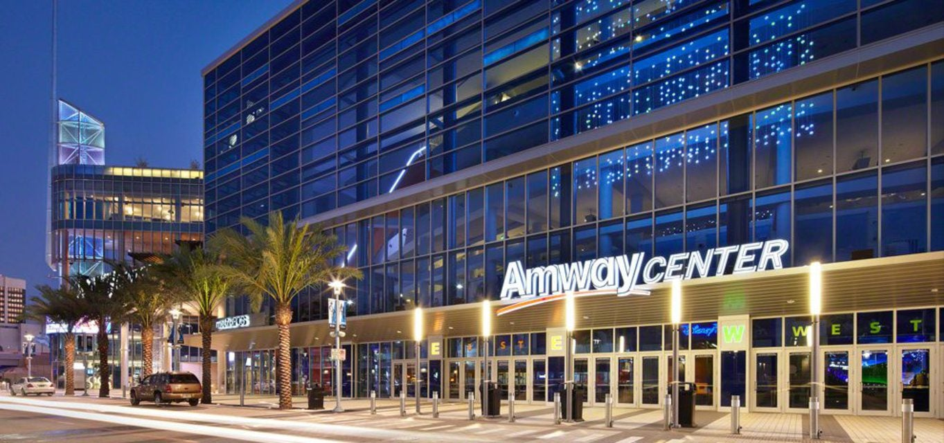 Lightning vs Panthers @ Amway Center Tickets