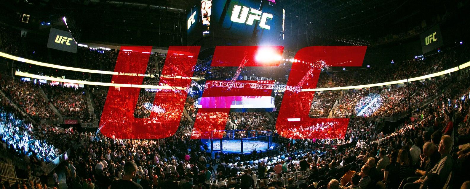 UFC 227 Tickets