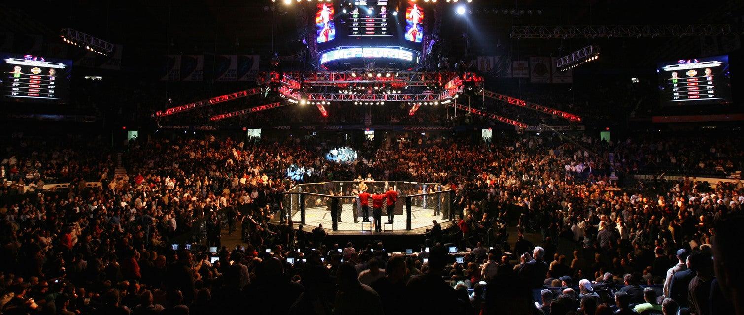 Bellator MMA Tickets