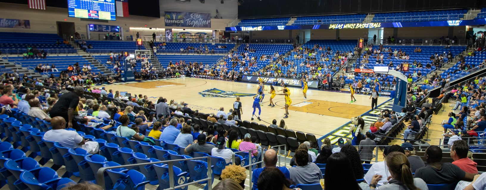 Dallas Wings Tickets