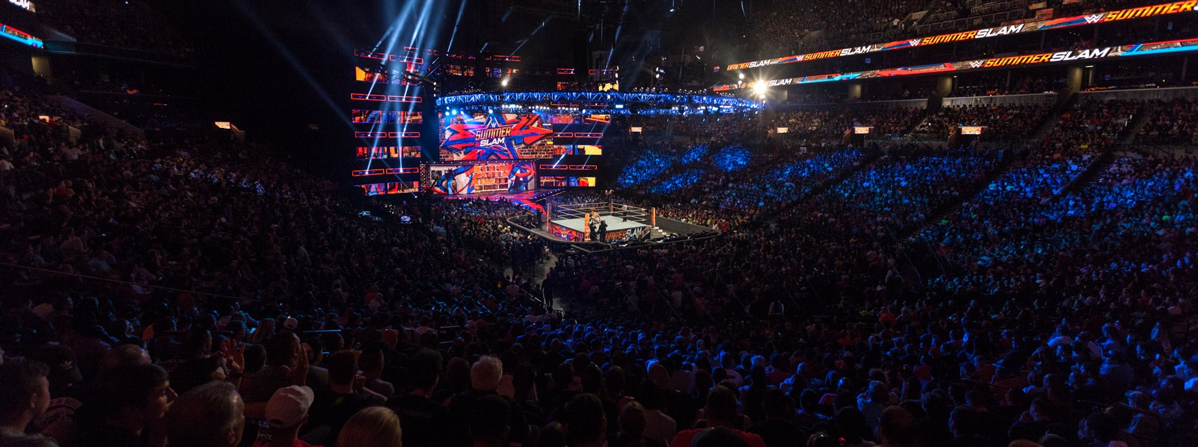 WWE SummerSlam Tickets
