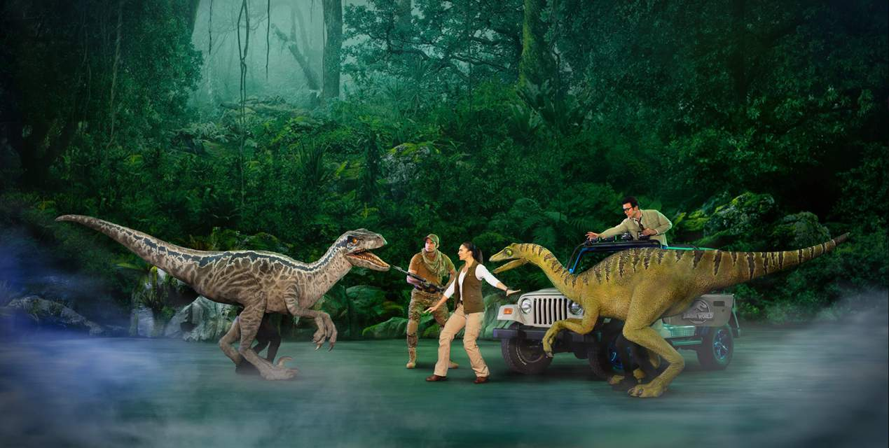 Jurassic World Live Tickets
