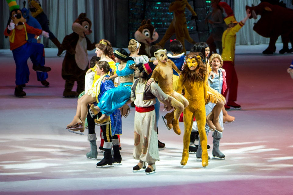 Disney On Ice: 100 Years of Magic Tickets