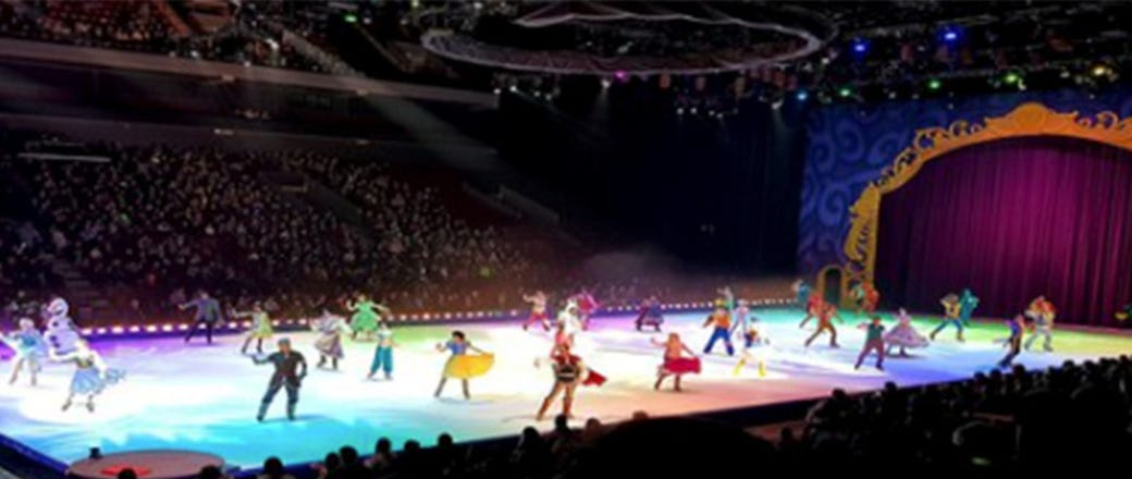 Disney On Ice At Bancorpsouth Arena Tickets From 30 Sunday